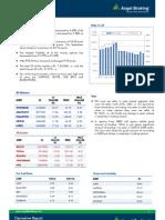 Derivatives Report, 08 August 2013