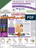 Rudraksha Ratna Exhibition in Bangalore 2013
