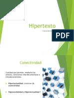 Hipertexto - clasificacion