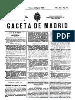 Real Decreto de 25 de Agosto de 1917