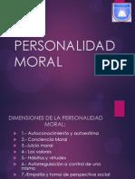 Personalidad Moral