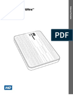 WD Passport Manual!