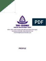 Cosmic Profile 2