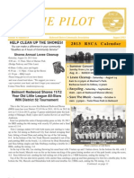 The PILOT -- August 2013 Issue