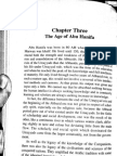 "Chapter Three The Age of Abu Hanifa (from ""The Four Imams"" book."