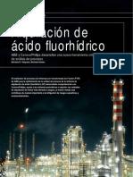 Alquilación HF