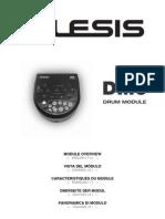 Bateria Dm6 Module Reference Manual Reve