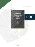 Jaarverslag 2012 - Nationale Plantentuin van België