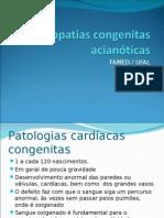 Cardiopatias congenitas acianóticas