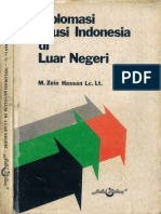 Diplomasi Revolusi Indonesia Di Luar Negeri - M Zein Hassan Lc