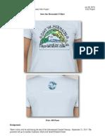 international coastal cleanup tshirts