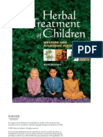 Herbal Treatment Children | Herbalism | Alternative Medicine