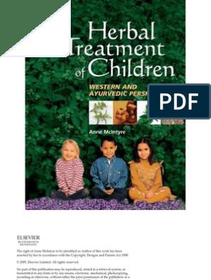 Herbal Treatment Children | Herbalism | Alternative Medicine