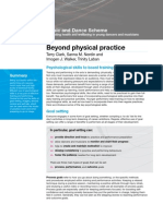 Clark, T., Nordin, S. M., Walker, I. J., & Laban, T. (2009). Beyond Physical Practice.