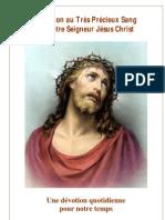 Livret Du Precieux Sang Pour PDF