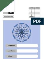 Mathematics 2002 test