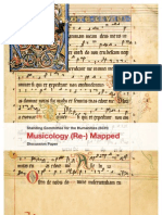 Dahlig-Turek, E., Klotz, S., Parncutt, R., & Wiering, F. (Eds.) (2012 a). Musicology (Re-) Mapped. Strasbourg- European Science Foundation.