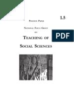 Ncert Teaching of Social Science