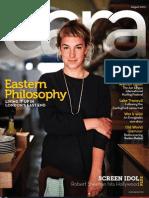 Cara Magazine August 2013