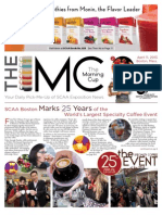 The Specialty Coffee Association of America - The Morning Cup - expo newspaper - Sample - 2013.pdf