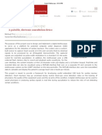 Digital Stethoscope - ECE 4760