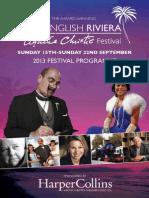 2013 Agatha Christie Festival - Lowres