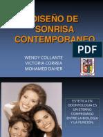 DISEÑO DE SONRISA seminario estetica