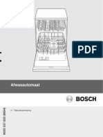 Vaatwasser Bosch - SGS84M02EU