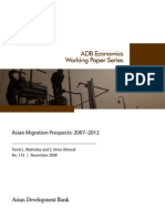 Asian Migration Prospects