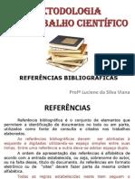 MTC_Orientação básica para REFERÊNCIAS BIBLIOGRÁFICAS