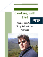 Cooking With Dad 2006
