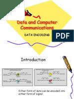 Chapter 4 Data Encoding Techniques