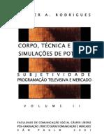 Simulaçoes de potencia V. 02 - Valter A. Rodrigues