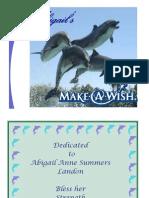 Abbie Make a Wish Book