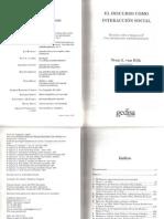 Teun Van Dijk - El Discurso Como Interaccion Social (Pp.19-65)