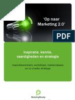 Aanbod MarketingMonday