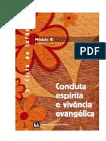 Apostila FEB DIJ - 2º Ciclo de Infância - Módulo III - Conduta espírita e vivência evangélica