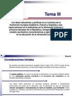 UZCATEGUI, Ramón. Educación e Ilustración en España y América
