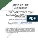 AP AR Configuration