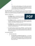 AFP Organization