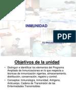 Inmunidad 2013