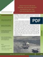 PervCom Cement Industry Case Study