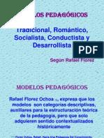 Modelos Pedagogicos Segun Rafael Florez
