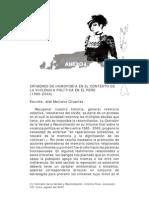 Crímenes por homofobia - Perú. Montalvo et al.