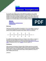 polimeros inorganicos