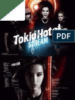 Scream - Digital Booklet