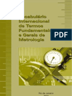 Vocabulario Internacional de Termos Fundamentais e Gerais de Metrologia_2007