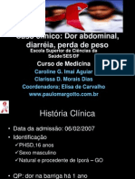Caso clínico_diarréia_aids