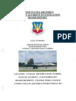15 Nov 12 F-22 AIB Report Final