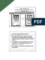 3.Cambios relevantes a la NOM-001-SEDE 2012, Parte I, Ing. Estévez